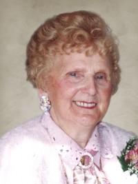 Albertine Thivierge Demers 1920 - 2019 avis de deces  NecroCanada