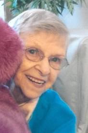 Evelyn Scully  20 juin 1923  15 octobre 2019 avis de deces  NecroCanada