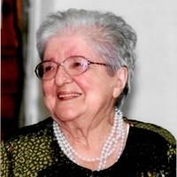Marie-Blanche Lafrance Nee Raymond  1920  2019 avis de deces  NecroCanada