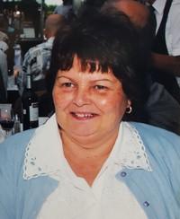 Linda Menard born Adelin  18 février 1952