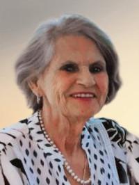 Mme Yvonnette CARON  Décédée le 19 octobre 2019
