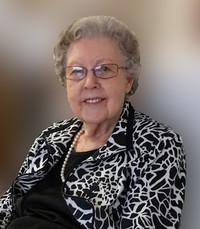 Anna Anne Lilly  October 6 1922  October 27 2019 (age 97) avis de deces  NecroCanada