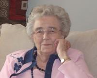Dorothy Jean Dumerton Isaac  July 18 1924  October 27 2019 (age 95) avis de deces  NecroCanada