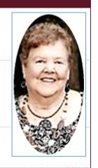 Norma Mary Ferron Landry  2019 avis de deces  NecroCanada