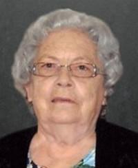 Rejeanne Frechette Bosse  1930  2019 (89 ans) avis de deces  NecroCanada