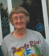 Theresa Gillingham  Tuesday October 29th 2019 avis de deces  NecroCanada