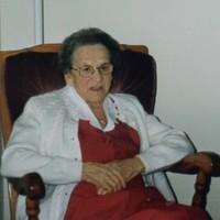 Annie Doris Peckford  April 26 1918  October 31 2019 avis de deces  NecroCanada