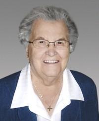 Audet  Soeur Medora en religion Soeur Agnes de Jesus  2019 avis de deces  NecroCanada