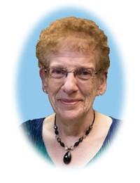 Bettyellen Lorraine Poffenroth nee Gehring  October 27th 2019 avis de deces  NecroCanada