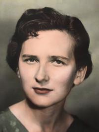 Mabel Wafer Babin  August 16 1934  October 29 2019 (age 85) avis de deces  NecroCanada