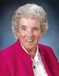 Marion Gertrude Fudge Rose  August 25 1922  October 30 2019 (age 97) avis de deces  NecroCanada