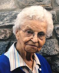Annie Sandberg  February 17 1922  October 27 2019 (age 97) avis de deces  NecroCanada