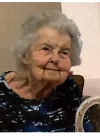 Katherine Alma Campbell  April 27 1922  October 31 2019 (age 97) avis de deces  NecroCanada