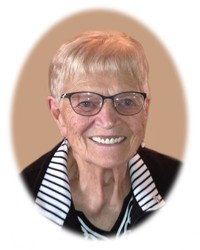 Yvette Mary Schatz  March 5th 1935  October 31st 2019 avis de deces  NecroCanada