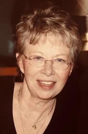 Mary Thurston  September 7 1946  October 30 2019 avis de deces  NecroCanada