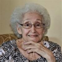 HAGEL Elsie Irene nee Reorda  November 2 1924 — November 6 2019 avis de deces  NecroCanada