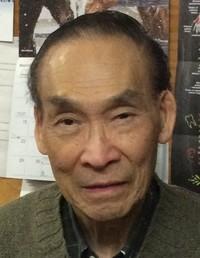 Chuck Chow  2019 avis de deces  NecroCanada