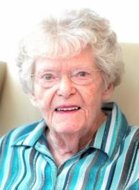 Gladys Louise Abson  January 22 1922  November 5 2019 (age 97) avis de deces  NecroCanada