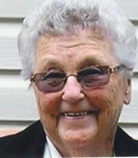 Alice Irene Smith Fairbarn  Friday November 15th 2019 avis de deces  NecroCanada