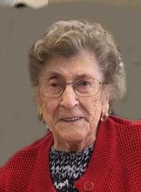 Bibiane Naomi Jarvis  November 22 1921  August 22 2019 (age 97) avis de deces  NecroCanada