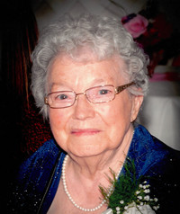 Classie McDonald Parsons  October 30 1925  November 18 2019 (age 94) avis de deces  NecroCanada