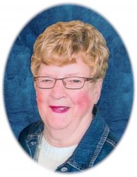 Mary Jean Jeannie Mann  2019 avis de deces  NecroCanada