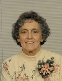 Mary Molly Creighton Sturtridge  December 5 1917  November 20 2019 (age 101) avis de deces  NecroCanada