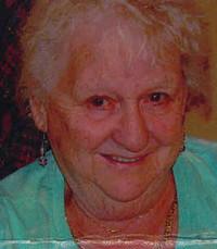 Betty Doreen May Anderson  Monday November 25th 2019 avis de deces  NecroCanada