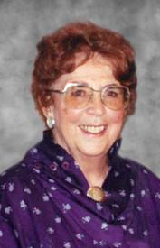 Grace Elizabeth Thomas  May 15 1924  November 23 2019 (age 95) avis de deces  NecroCanada