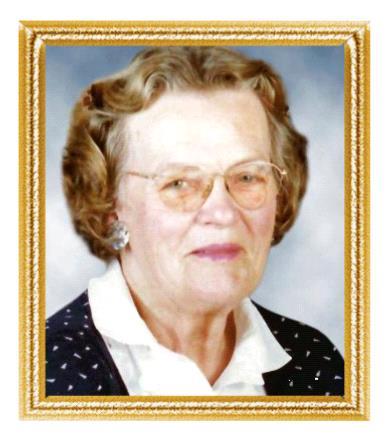 Mme Laurette Desroches Brodeur  16 janvier 1926  23 novembre 2019 avis de deces  NecroCanada