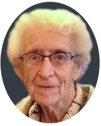 Hazel Irene Fisher KIDD  April 4 1921  November 25 2019 (age 98) avis de deces  NecroCanada