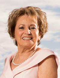 Mme Gilberte Meroz GAGNON  Décédée le 25 novembre 2019