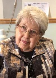 Mildred Milly Dora Parks  September 23 1933  November 21 2019 avis de deces  NecroCanada