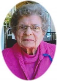 Edna Phyllis Adams  19232019 avis de deces  NecroCanada