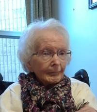 Olive Lois Brown Kauk  June 11 1922  November 27 2019 (age 97) avis de deces  NecroCanada