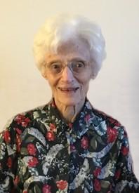 Olive Margaret Websdale Moore  January 7 1919  November 28 2019 (age 100) avis de deces  NecroCanada