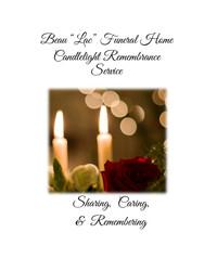 Annual Candlelight Remembrance Services  December 3 2019 avis de deces  NecroCanada