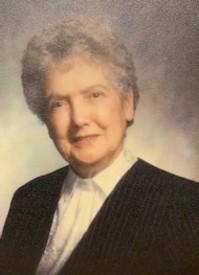 Sister Francis Helen Burns  2019 avis de deces  NecroCanada
