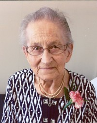 Katharina Hildebrandt Funk  September 7 1922  December 9 2019 (age 97) avis de deces  NecroCanada