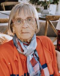 Margaret Elaine Fyfe  May 12 1924  December 8 2019 avis de deces  NecroCanada