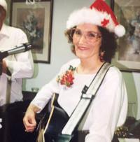 Mary Lily Koenig  December 10th 2019 avis de deces  NecroCanada