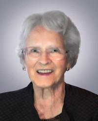 Antoinette Menard  Tremblay  1924  2019 avis de deces  NecroCanada