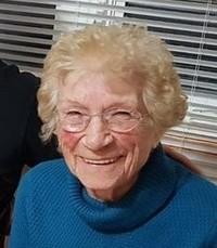 Anna Mary Annie Dengler Schaan  Friday December 13th 2019 avis de deces  NecroCanada