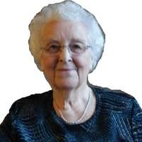 Doris Barbour  March 21 1931  December 14 2019 avis de deces  NecroCanada