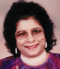 Esther Chisholm Kalyan  Sunday December 15th 2019 avis de deces  NecroCanada