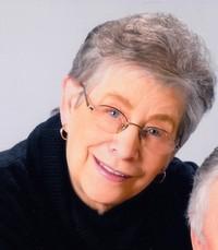 Evelyn Bernadette Rivais Gour  Monday December 16th 2019 avis de deces  NecroCanada