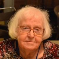 """Margaret """"Peggy Elizabeth Frances Dare  8 février 1920  14 décembre 2019 avis de deces  NecroCanada"""
