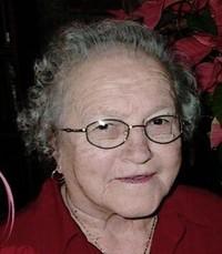 Maria Pozojevic Hrovat avis de deces  NecroCanada