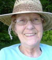 Nancy Caroline Hutchinson Exon  Wednesday December 18th 2019 avis de deces  NecroCanada