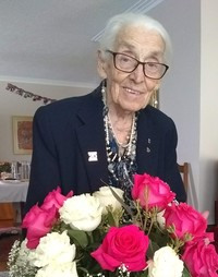 Sophie Chorney  September 29 1927  December 21 2019 avis de deces  NecroCanada